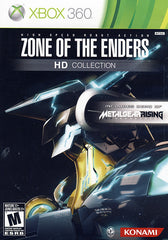 Zone of the Enders HD Collection (Trilingual Cover) (XBOX360)