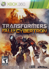 Transformers - Fall of Cybertron (Bilingual Cover) (XBOX360)