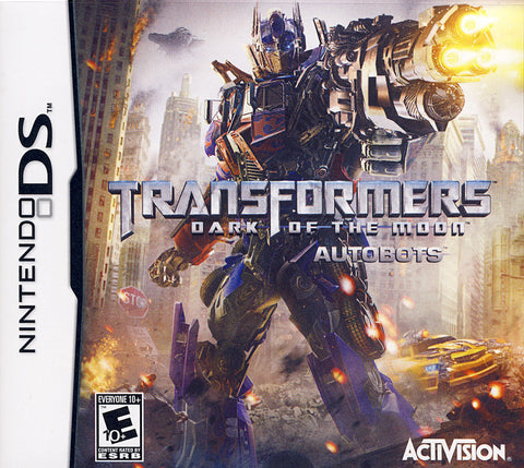 Transformers - Dark of the Moon Autobots (DS) DS Game