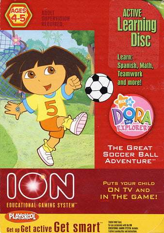 Dora the Explorer - The Great Soccer Ball Adventure (PC) PC Game