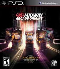 Midway Arcade Origins (PLAYSTATION3)