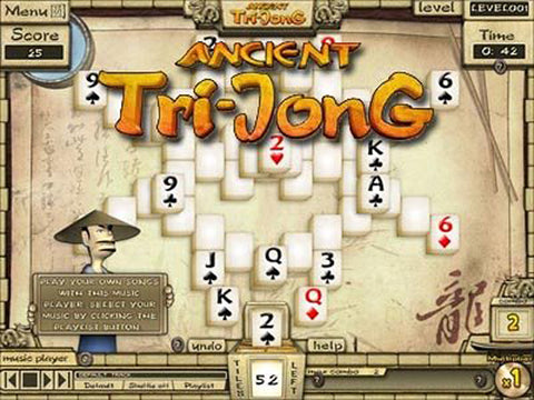 Ancient Tri-Jong (Jewel Case) (PC) PC Game