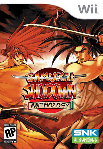 Samurai Shodown Anthology (NINTENDO WII) NINTENDO WII Game