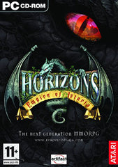 Horizons - Empire of Istaria (European) (PC)