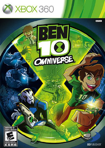 Ben 10 - Omniverse (Trilingual Cover) (XBOX360) XBOX360 Game