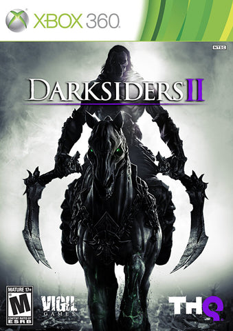 Darksiders II (2) (XBOX360) XBOX360 Game