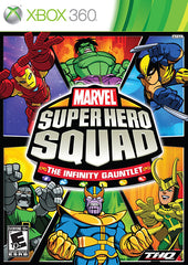 Marvel Super Hero Squad - The Infinity Gauntlet (XBOX360)