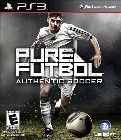 Pure Futbol - Authentic Soccer (PLAYSTATION3) PLAYSTATION3 Game