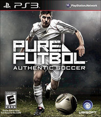Pure Futbol - Authentic Soccer (PLAYSTATION3)
