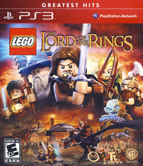 LEGO The Lord of the Rings (PLAYSTATION3)