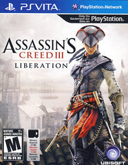 Assassin's Creed III - Liberation (PS VITA)