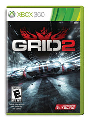 GRID 2 (Trilingual Cover) (XBOX360)