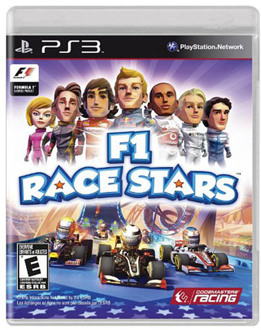 F1 Race Stars (PLAYSTATION3) PLAYSTATION3 Game