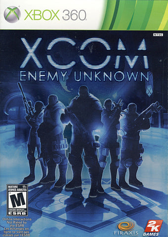 XCOM - Enemy Unknown (XBOX360) XBOX360 Game
