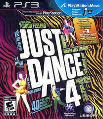 Just Dance 4 (PLAYSTATION3)