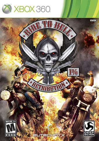Ride to Hell - Retribution (XBOX360) XBOX360 Game