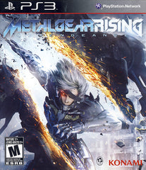 Metal Gear Rising - Revengeance (PLAYSTATION3)