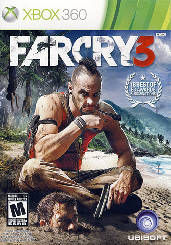 Far Cry 3 (XBOX360) XBOX360 Game
