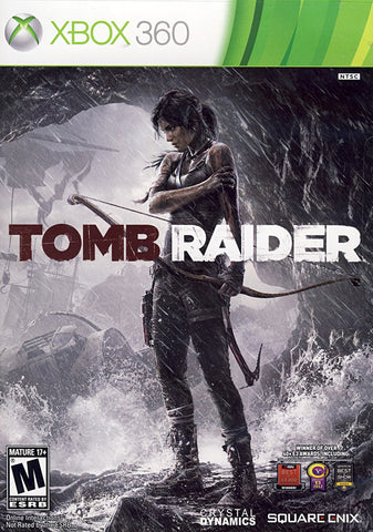 Tomb Raider (XBOX360) XBOX360 Game