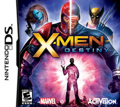 X-Men - Destiny (DS)