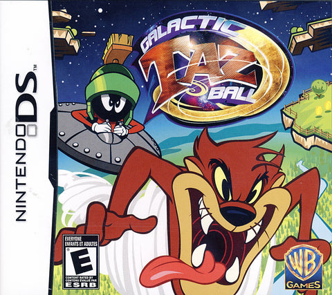 Galactic - Taz Ball (DS) DS Game