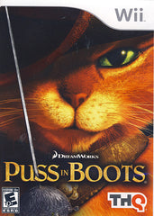 Puss in Boots (NINTENDO WII)