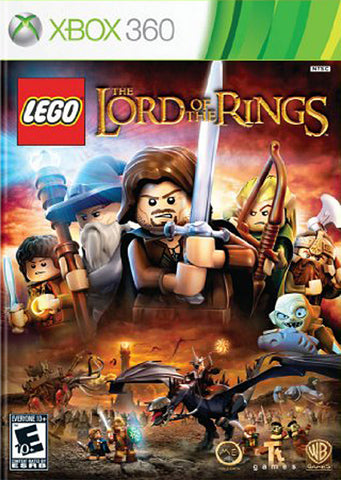 LEGO The Lord of the Rings (Bilingual) (XBOX360) XBOX360 Game