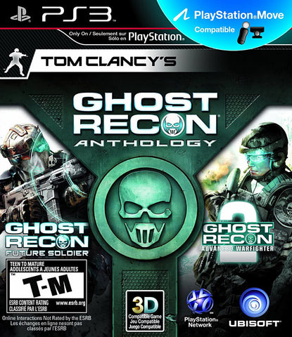 Tom Clancy's Ghost Recon Anthology (PLAYSTATION3) PLAYSTATION3 Game