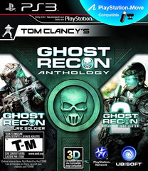 Tom Clancy's Ghost Recon Anthology (PLAYSTATION3)