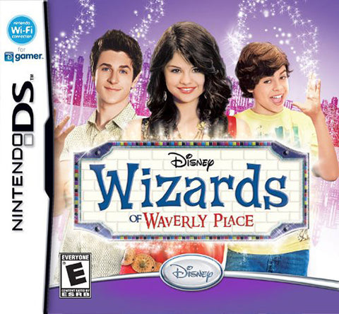 Wizards of Waverly Place (DS) DS Game