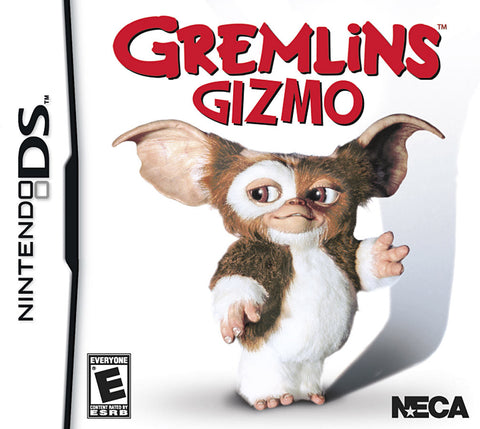 Gremlins Gizmo (Bilingual Cover) (DS) DS Game