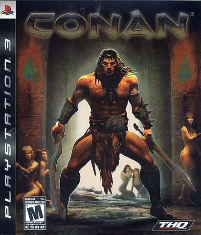 Conan (PLAYSTATION3) PLAYSTATION3 Game