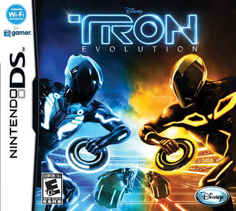 TRON - Evolution (DS) DS Game