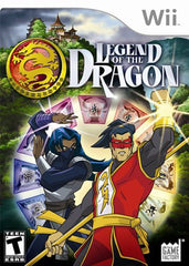 Legend of the Dragon (Bilingual Cover) (NINTENDO WII)
