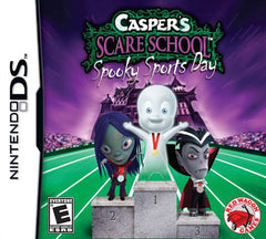 Casper s Scare School - Spooky Sports Day (Bilingual Cover) (DS)