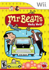 Mr. Bean's - Wacky World (NINTENDO WII)