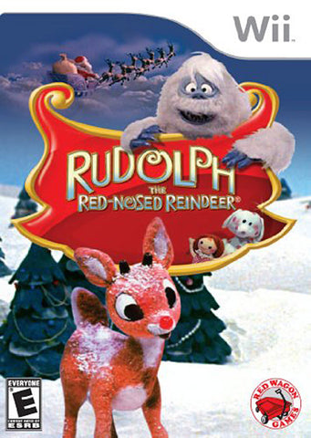 Rudolph the Red-Nosed Reindeer (NINTENDO WII) NINTENDO WII Game