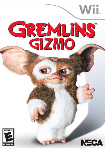 Gremlins Gizmo (Bilingual Cover) (NINTENDO WII) NINTENDO WII Game