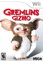 Gremlins Gizmo (Bilingual Cover) (NINTENDO WII)