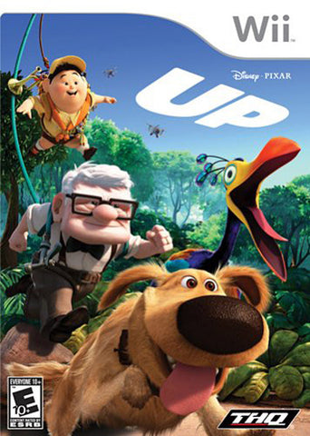 Disney UP - The Video Games (NINTENDO WII) NINTENDO WII Game