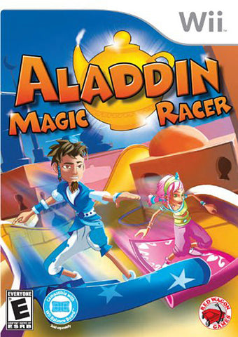Aladdin - Magic Racer (NINTENDO WII) NINTENDO WII Game