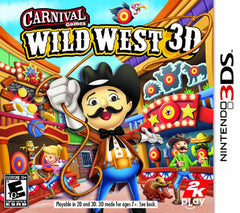 Carnival Games - Wild West 3D (3DS)