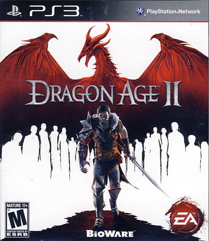 Dragon Age 2 (PLAYSTATION3) PLAYSTATION3 Game