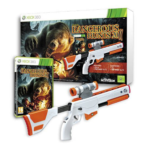 Cabela's Dangerous Hunts 2011 (Bundle) (XBOX360) XBOX360 Game