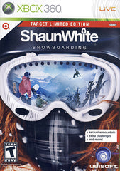 Shaun White - Snowboarding (Target Limited Edition) (XBOX360)