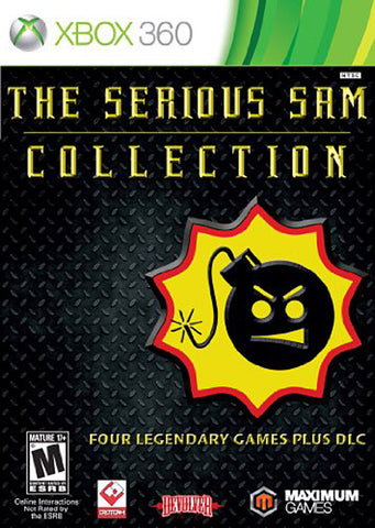 The Serious Sam Collection (Bilingual Cover) (XBOX360) XBOX360 Game