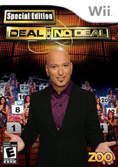 Deal or No Deal (Special Edition) (NINTENDO WII)