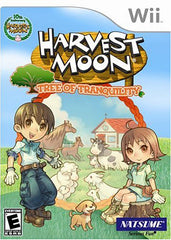 Harvest Moon - Tree of Tranquility (NINTENDO WII)
