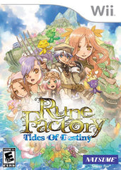 Rune Factory - Tides of Destiny (NINTENDO WII)