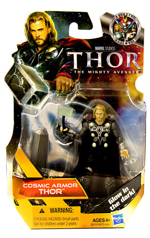 Thor Movie Action Figure - Cosmic Armor Thor (#19) (Toy) (TOYS) TOYS Game